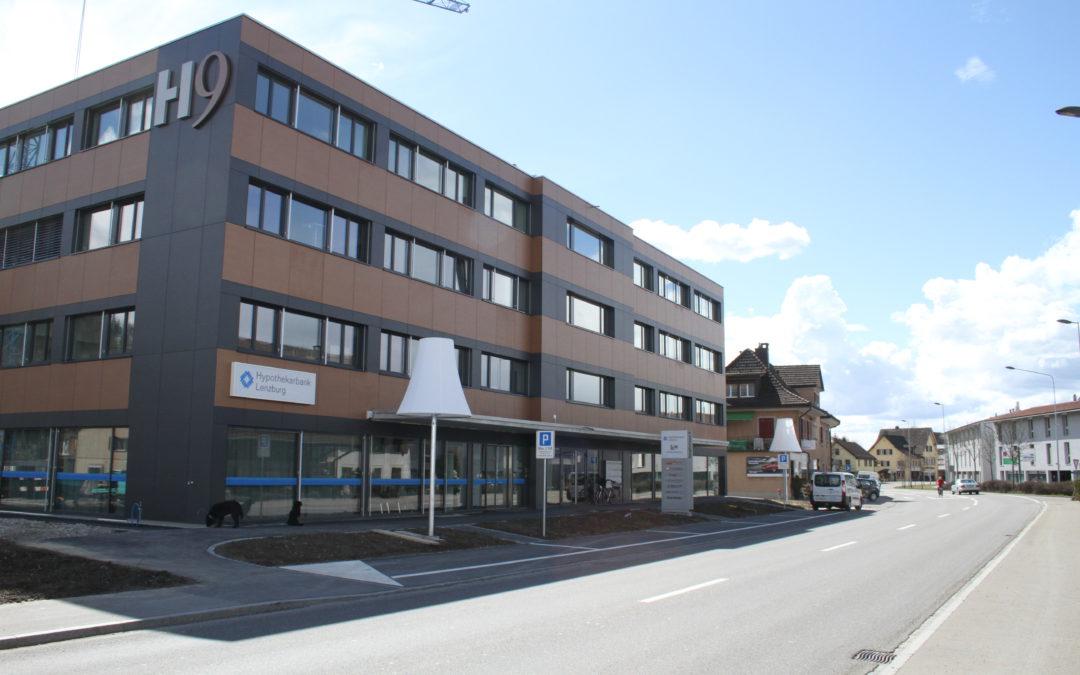 Wohn- und Geschäftshaus, Hunzenschwil