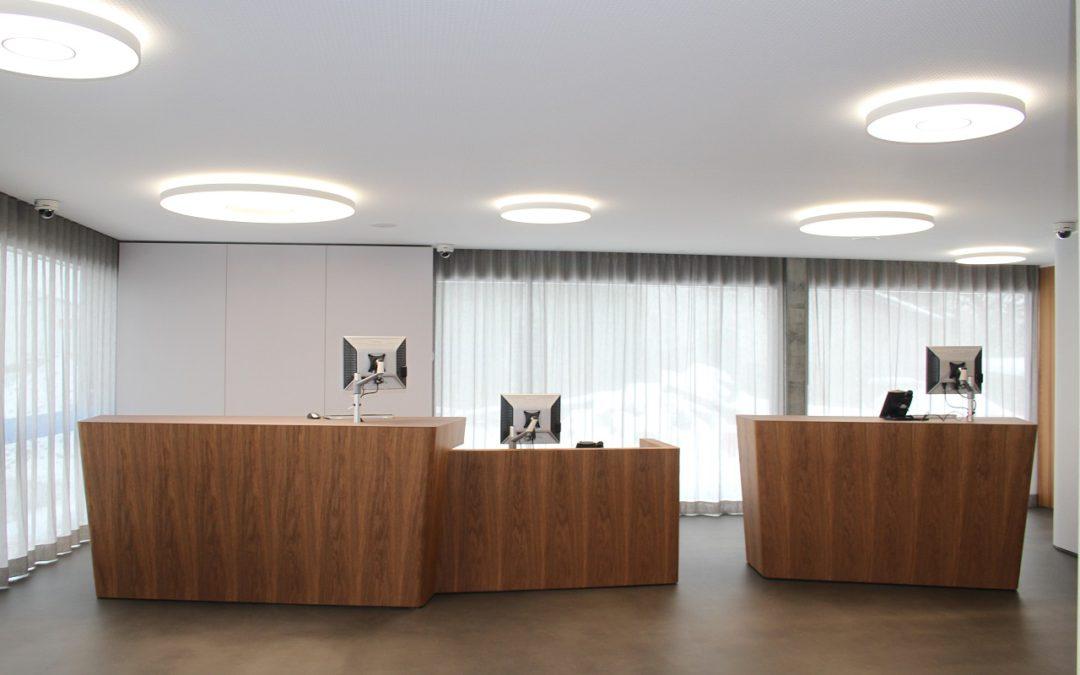 Bankfiliale, Hunzenschwil