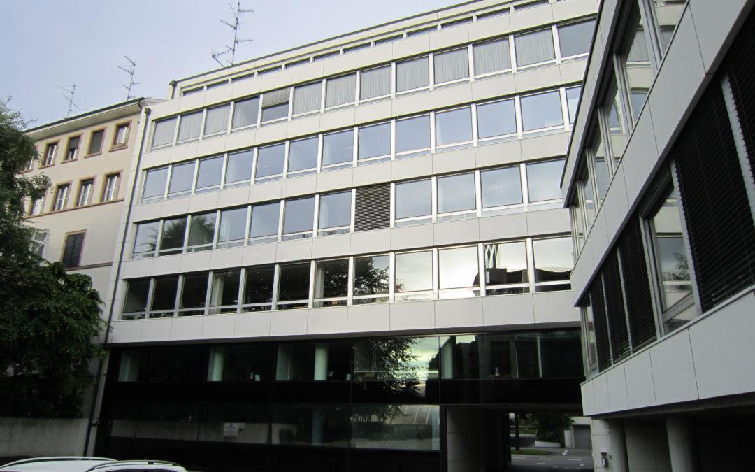 Sanierung Haustechnik, Basel