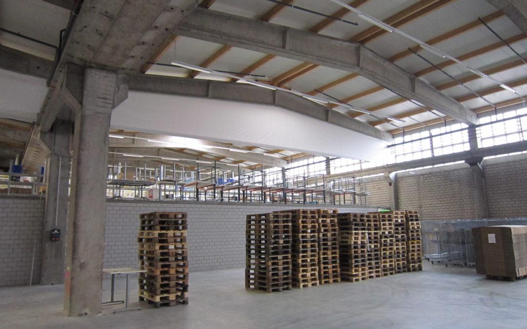 Hallenbau 2012, Wohlen