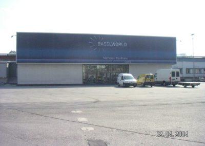 Messehalle 6, Basel World