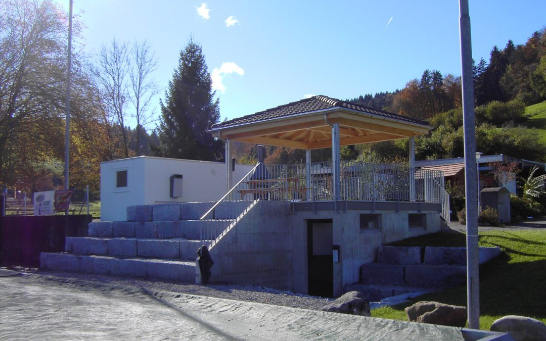 Tennisclubhaus