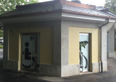 Öffentliches WC, Basel